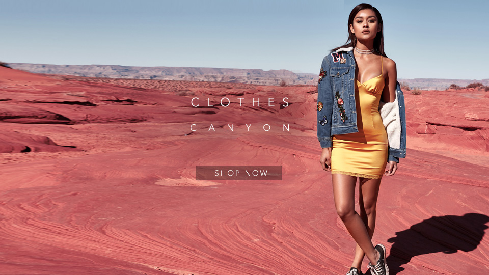 Clothes canyon
