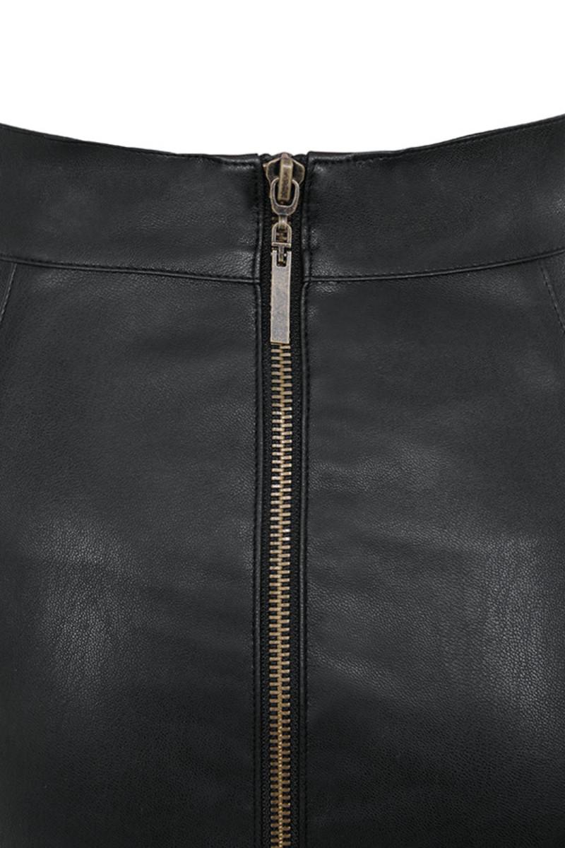 black misnomer skirt