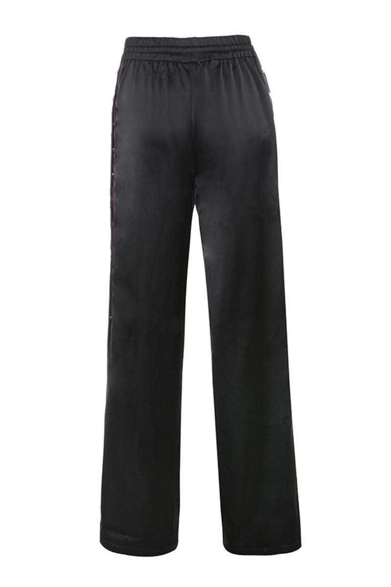 obsess pants in black