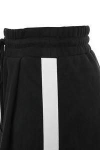 black casino pants