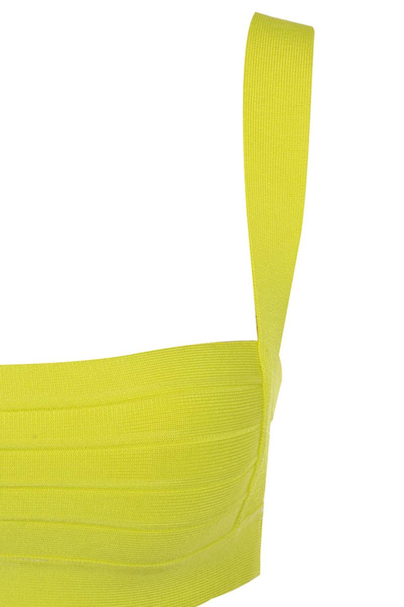 yellow euphoria top