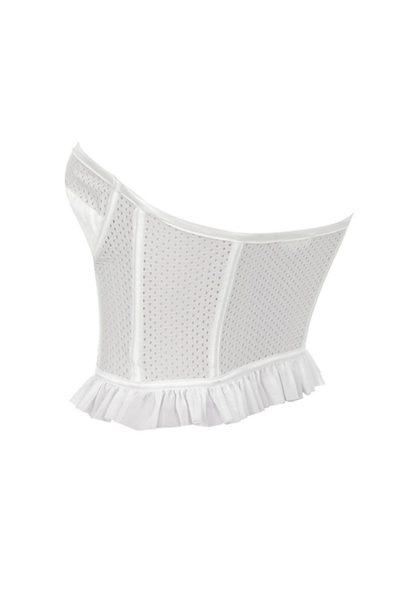 floozy in white